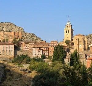 Panorámica de Bronchales (Teruel)