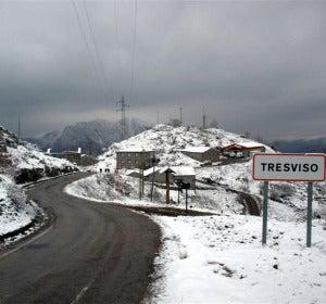 Entrada a Tresviso