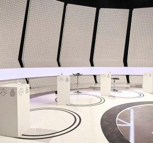 Plató del Debate Decisivo de Atresmedia