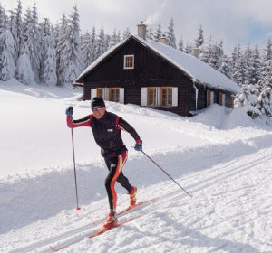 Esquí de fondo en Sumava
