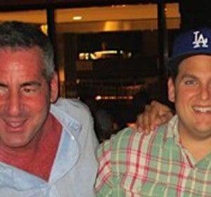 Barry Gesser y Jonah Hill
