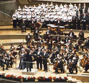 Concierto de Año Nuevo en Berlín