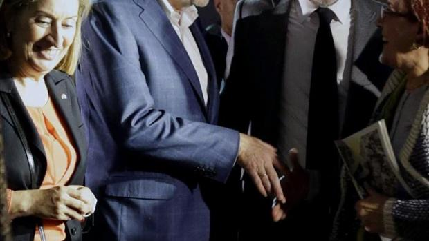 Rajoy, tras la agresión