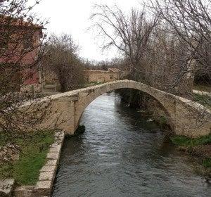 Puente romano de Calamocha