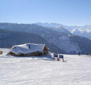 Estación de Baqueira Beret