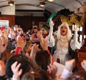 Tren de Navidad de Madrid
