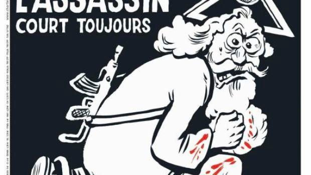 Nuevo número del semanario Charlie Hebdo