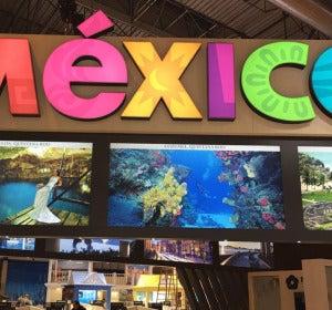 Stand de México en Fitur