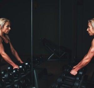 Un efecto parecido a verte en el gimnasio poniéndote en forma
