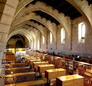 Biblioteca Nacional de Cataluña