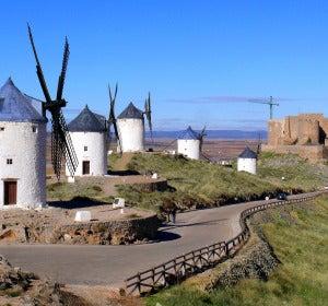 Molinos de Consuegra (Toledo)
