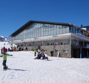 Estación de Candanchú