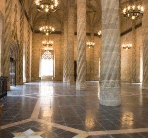 Valencia, capital de la seda 2016
