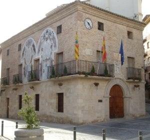 Casa de la Villa de Calanda