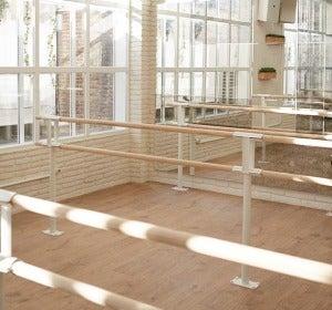 Área dedicada a la danza