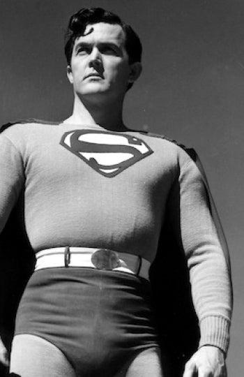 Kirk Alyn, el primer Superman