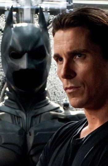 Christian Bale, el Batman atormentado