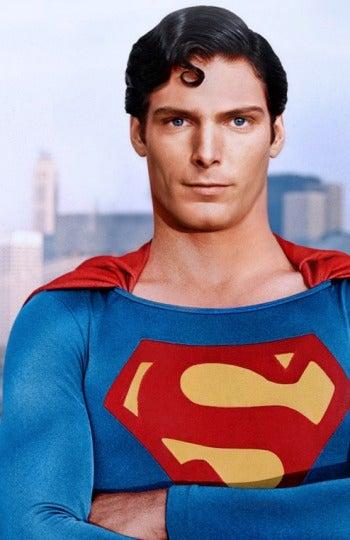 Christopher Reeve, el Superman más recordado