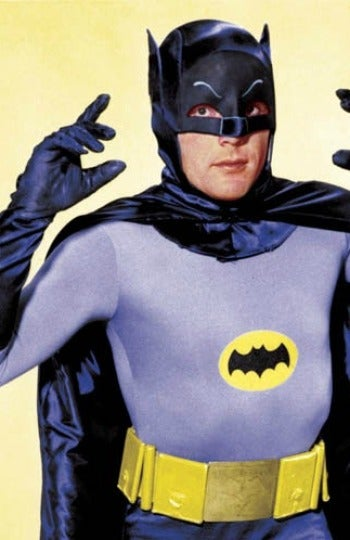 Adam West, genio y figura
