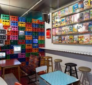 Cafetería Cereal Killer (Londres)