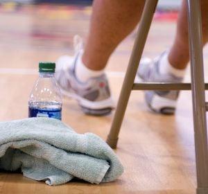 Convierte tu silla en tu nuevo gimnasio