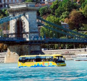 El RiverRide, en el Danubio