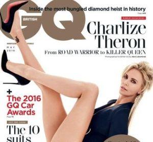 Portada de GQ con Charlize Theron