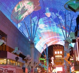 Fremont Street Experience de Las Vegas