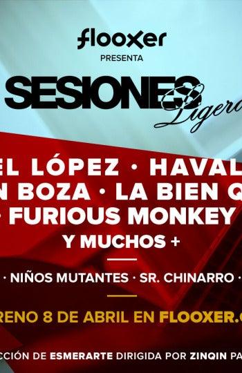 Flooxer presenta Sesiones Ligeras
