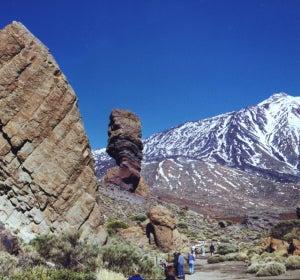 Ascensión al Teide