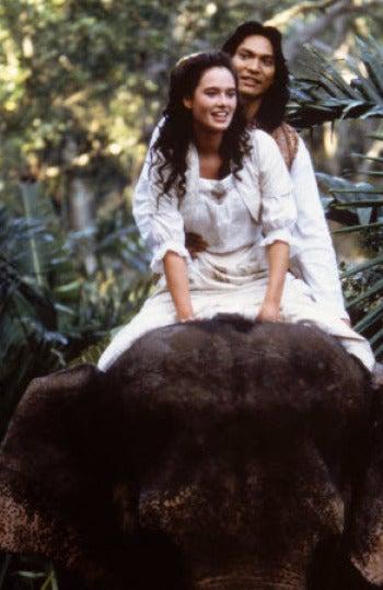 Lena Headey en la versión de 1994