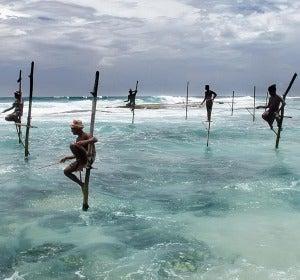 Sistema tradicional de pesca