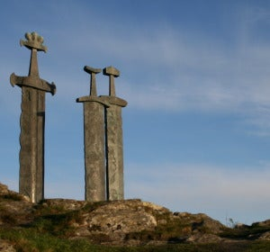 Monumento a la batalla de Hafrsjord