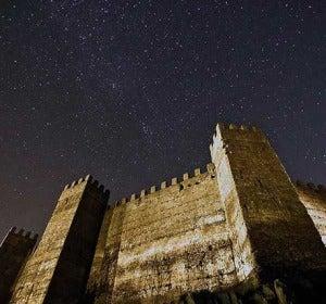 Cielo estrellado en la sierra de Aracena