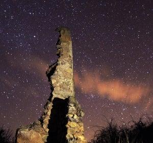 Cielo estrellado en La Rioja