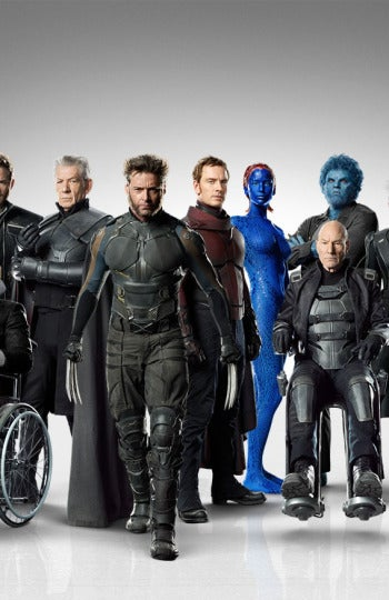 'X-Men: Días del futuro pasado' (2014)