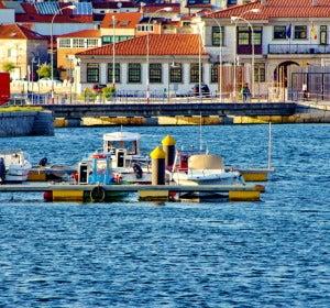 Puerto de Cambados (Pontevedra)