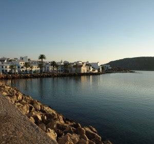 Pueblo de Fornells (Menorca)