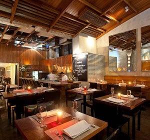Restaurante Zuka