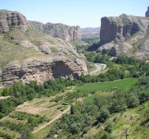 Valle del Iregua (La Rioja)