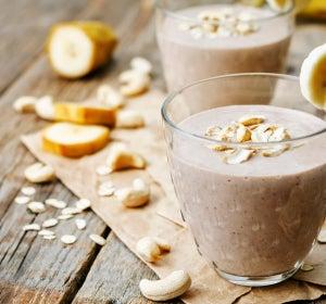Deliciosa receta de leche de avena