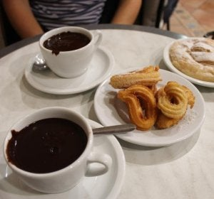 Chocolatería La Pallaresa