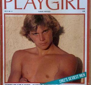 Portada de 'Playgirl'