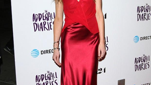 Amber Heard en una de sus últimas apariciones