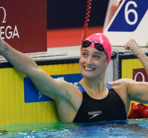 Mireia Belmonte, a por la gloria olímpica