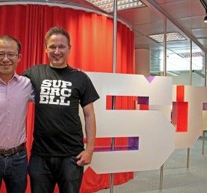Jefes de Tencent y SuperCell
