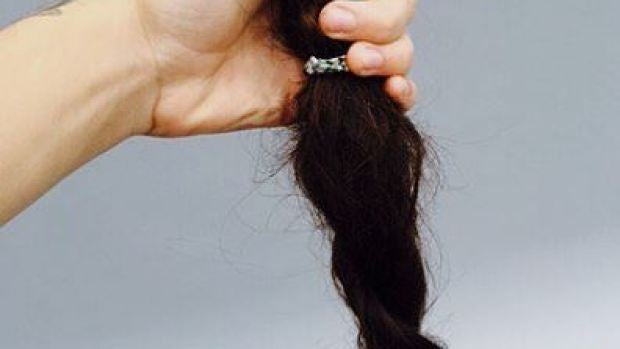 El pelo de Harry Styles