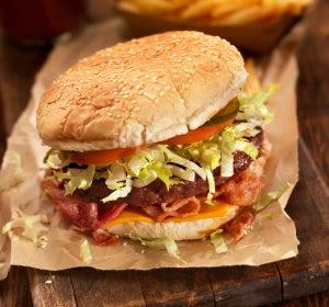 Las hamburguesas también pueden ser sanas