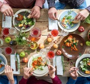 Alimentos para incluir en tus cenas en verano