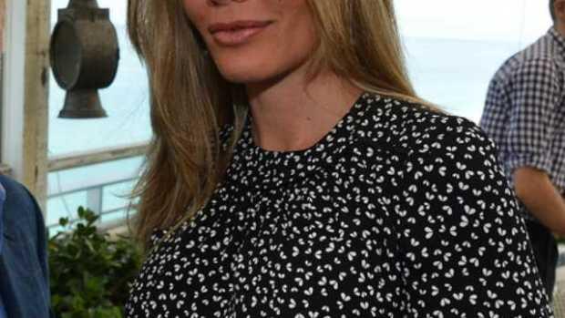 Raquel Bernal, la futura mujer de Escassi
